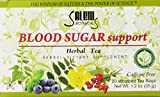Salem Botanicals Herbal Tea, Blood Sugar Support, 20 Count For Sale