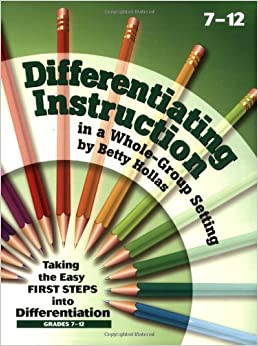 Differentiated Instruction: Different Strategies for ...