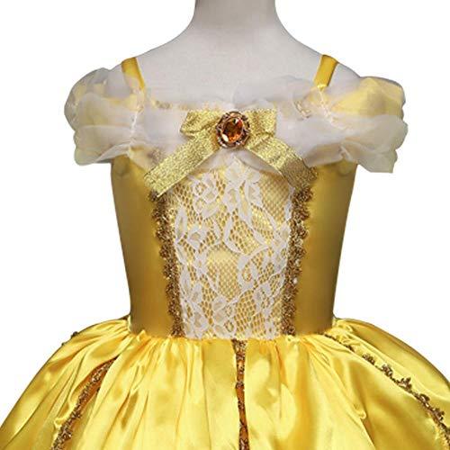 Costume Principessa Prestazioni Di Qjkai Abito eBoxWrdC