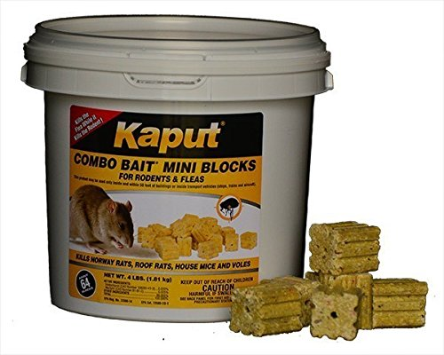 Combo Bait Blocks (Kaput Combo Bait Mini Blocks (2) 4lb Pails)