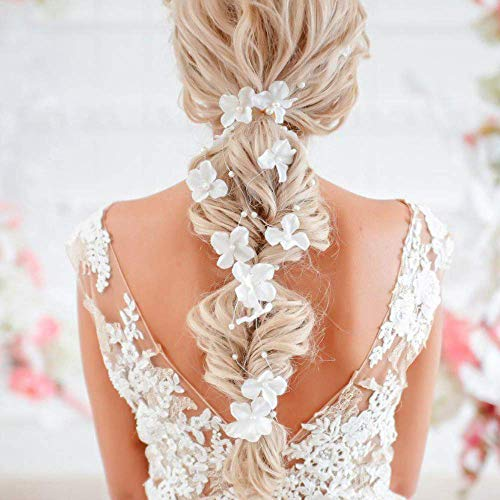 Dalina Wedding Hair Accessories for Bride and Bridesmaid