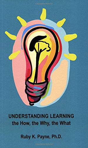 Understanding Learning: The How, the Why, the What