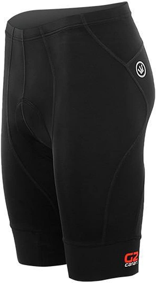 CANARI Mens Exert G2 Compression Shorts