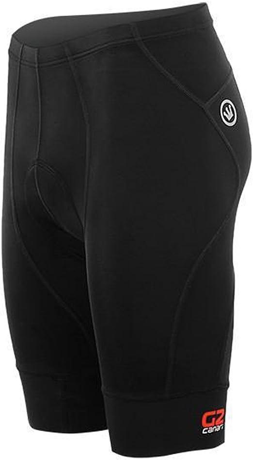 Canari Cyclewear Womens Vortex G2 Short Padded Cycling Short