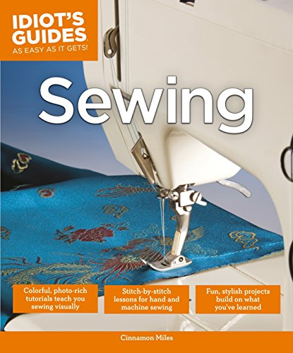 Sewing Instructions (Sewing (Idiot's Guides))