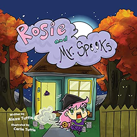 Rosie and Mr. Spooks