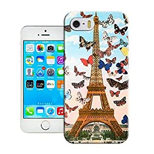 Hu Xiao Dream of the Eiffel Tower in Paris durable top iPhone 5C protective 7GK5SaJ28zA case cover for sale by LeTian case cover