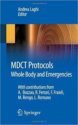 Book MDCT Protocols: Whole Body and Emergencies (2012-01-31)
