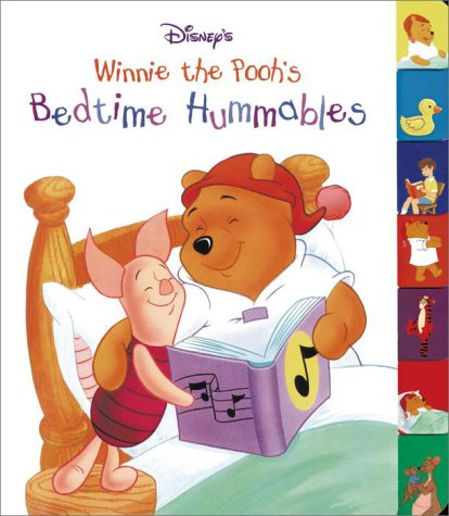 Download Winnie the Pooh's Bedtime Hummables (Super Tab Books) pdf epub
