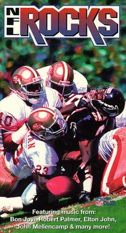NFL Rocks [VHS]