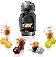 Krups Nescafé Dolce Gusto Mini Me YY1500FD Cafetera De Cápsulas, 0.8 Litros, Negro: Amazon.es: Hogar