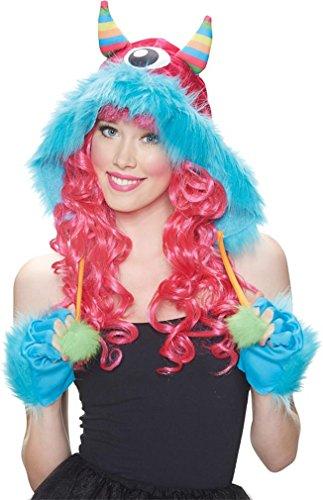 (Morris Costumes MR156182 Kit Hood Monster)