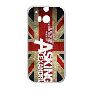 asking lexandria Phone Case for HTC One M8