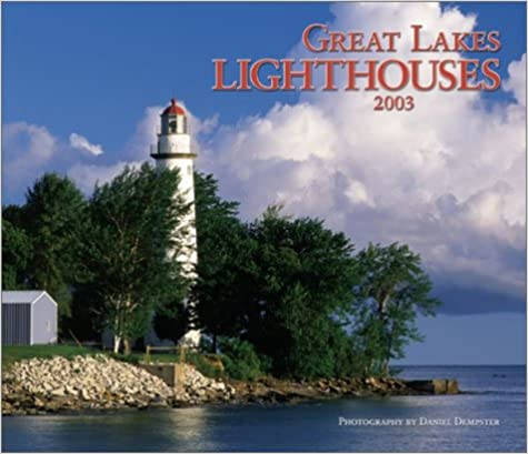 Ebook italiano free download Great Lakes Lighthouses Deluxe Wall Calendar: 2003 på dansk PDF PDB