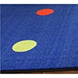 Kid Carpet FE815-78A On The Spot Classroom Seating