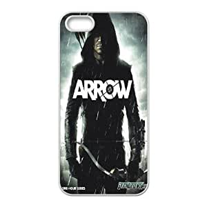 Steve-Brady Phone case TV Show Green Arrow For Apple Iphone 5 5S Cases Pattern-11 by runtopwell