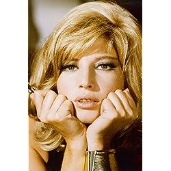 Monica Vitti 11x17 Mini Poster Modesty Blaise