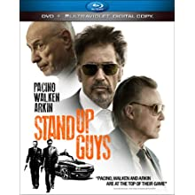 Stand Up Guys [Blu-ray] (2013)