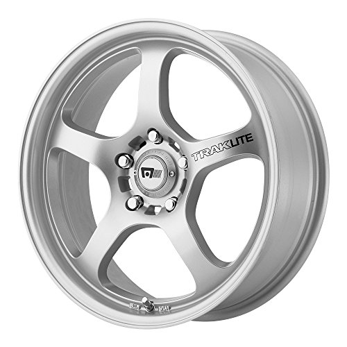 Motegi Racing MR131 Traklite Silver Wheel (18x8