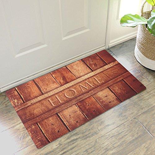 Amagabeli Fba Dtss 553 45x75 Rubber Indoor Doormat Rustic