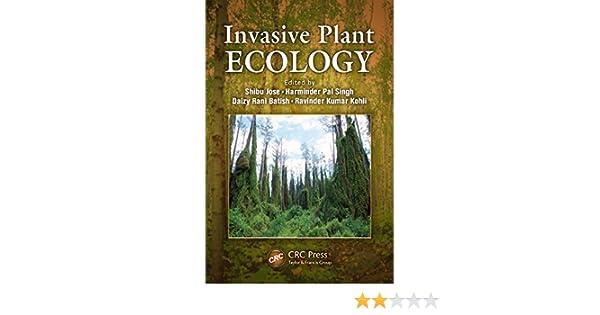 ecological basis of agroforestry batish daizy rani jose shibu kohli ravinder kumar singh harminder pal