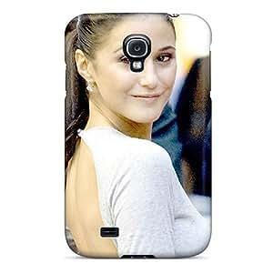 New Emmanuelle Chriqui Tpu Case Cover, Anti-scratch NikRun Phone Case For Galaxy S4