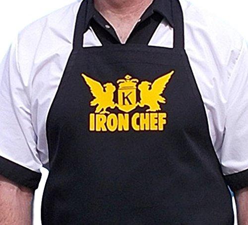 Iron Chef Apron - 1
