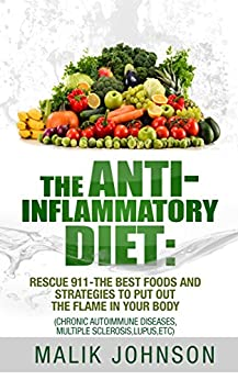 Anti Inflammatory Diet 911 Strategies Autoimmune ebook product image