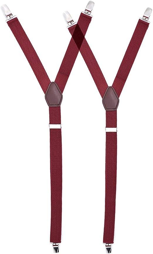 Actualizada Sujetador Camisa 2 Pares en 1 Par Material de Poli/éster Flexible y El/ástica para Hombre y Mujer para Evitar Los Pliegues de la Blusa Galaxer Ajustable Tirantes Camisa