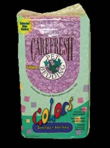 CareFRESH® ColorsTM Premium Soft Bedding, Purple 10L, 2.2 Lbs.