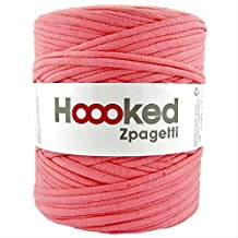 Cloth Pinkred split 800 Zupagetti for hand-knitted cotton DMC Hooked Zpagetti # (japan import)