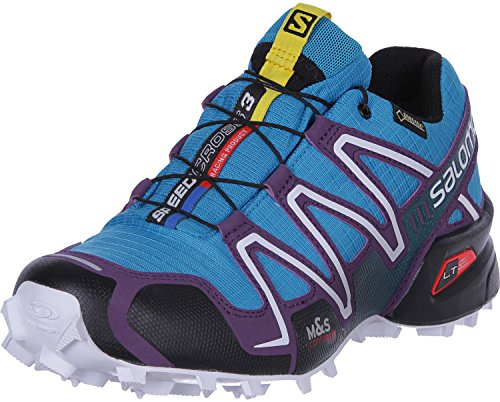 Salomon Speedcross 3 GTX Damen Trail Runnins Sneakers Mehrfarbig
