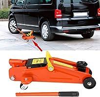 "3 Ton Floor Jack Ultra Low Profile Hoist Car Garage Auto Lift Range 20/"" 2.7/"""