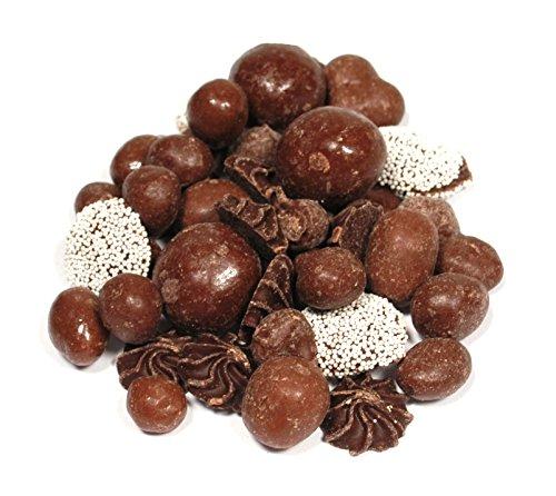 Weaver Chocolates Milk and Dark Chocolate Bridge Mix (1 LB.) by Weaver Chocolates