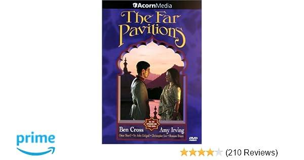 Amazon com: The Far Pavilions: Ben Cross, Amy Irving