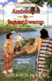 Front cover for the book Ambushed in Jaguar Swamp by Dave Jackson