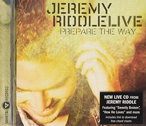 Prepare the Way (Live) Album Cover