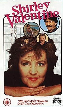 Shirley Valentine [VHS] [Import allemand]: Pauline Collins, Tom ...