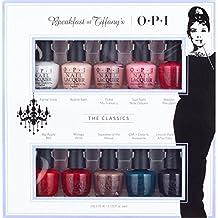Breakfast At Tiffany's by OPI, The Classics Mini Kit, 10 pack