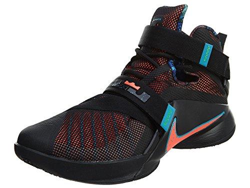 Orng Naranja Hypr Lgn Multicolore Negro IX de bl Blk Basketball grn Homme Nike Lebron Sport Soldier Shck Azul Chaussures qvOxf4w61