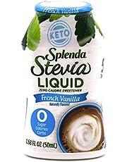 Splenda Liquid Stevia Zero Calorie Sweetener