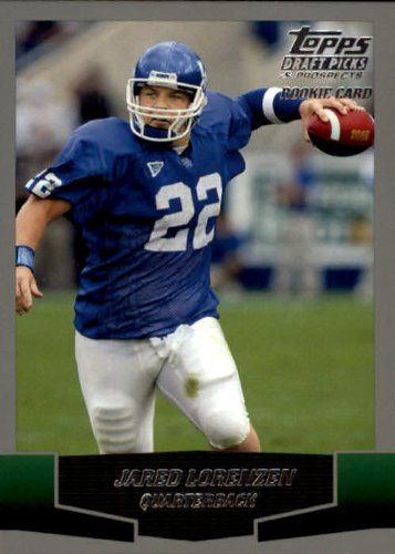 2004 Topps Draft Picks and Prospects #118 Jared Lorenzen RC ()
