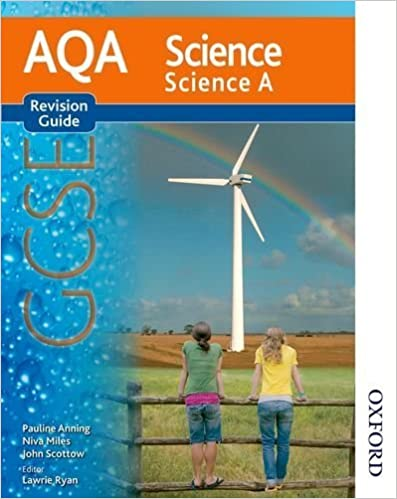 Book New AQA Science GCSE Science A Revision Guide by Pauline Anning (2014-11-01)