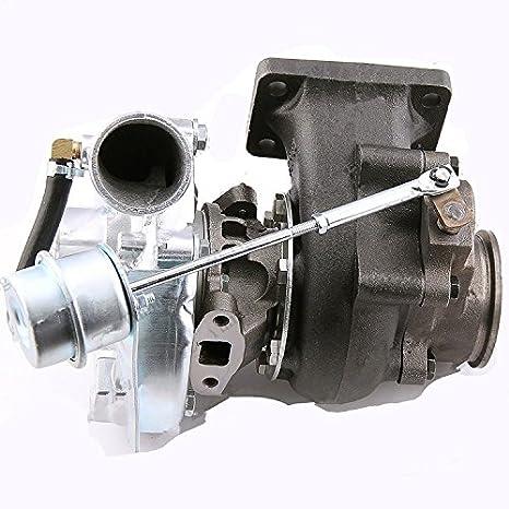 GOWE Turbocompresor para híbrida T3 T4 T03 T04 t3t4 Turbocompresor Turbo refrigerado por aceite universal V