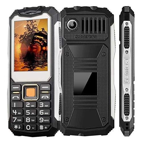 Fusutonus Mini Rugged Té lé phone antichoc Chantier 4 en 1 Etanche Portable Solide Comme montré