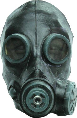 Smoke (Gas Mask Scary Costume)