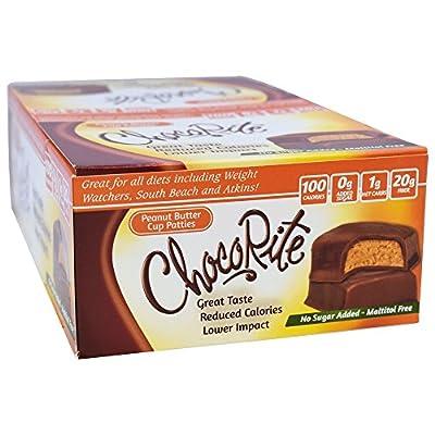 ChocoRite - Peanut Butter Cup Patties 16 Ct