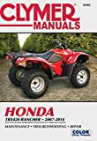 Honda TRX420 Rancher 2007-2014: Does not include information specific to 2014 solid axle models (Clymer Motorcycle)