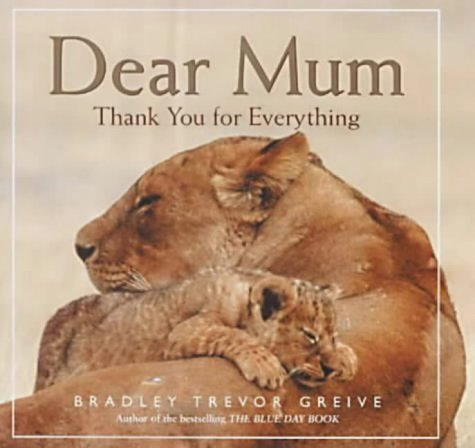Download Dear Mum: Thank You for Everything pdf