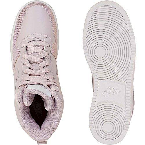 Nike Damen Wmns Court Borough Mid SE Gymnastikschuhe Rose/Grey